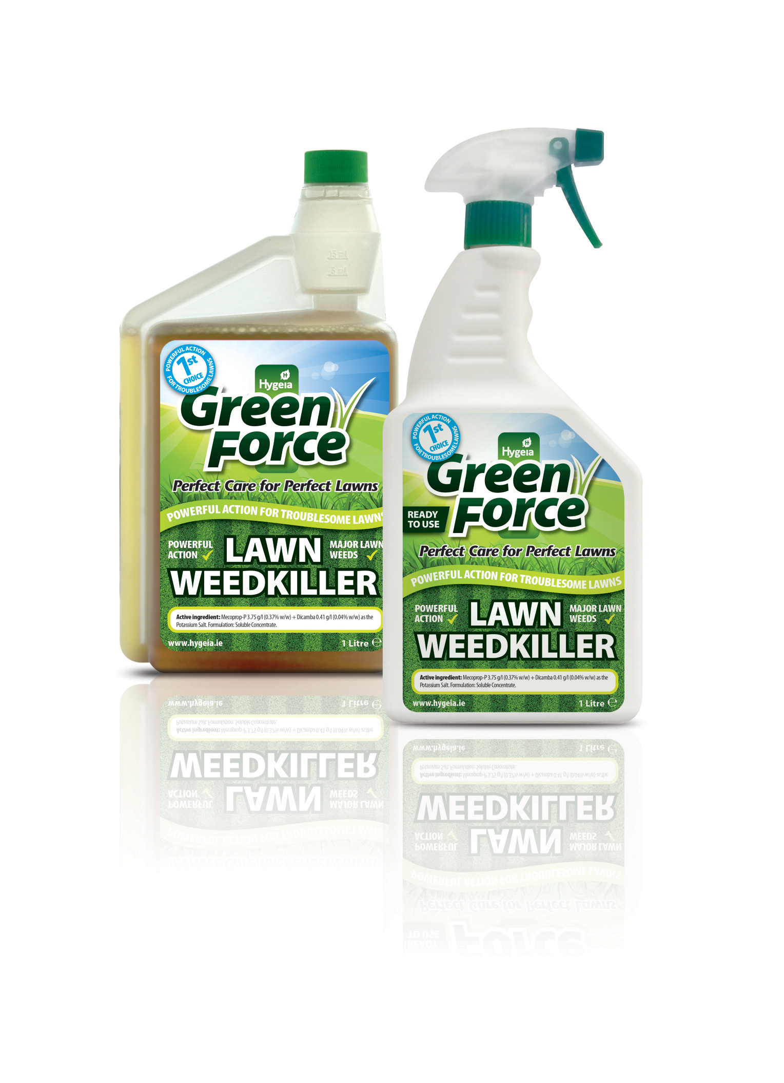 Greenforce Lawn Weedkiller