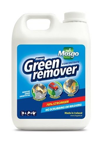 New Mosgo Green Remover